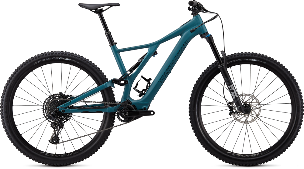 Specialized Turbo Levo SL Comp Dusty Turquoise / Black XS