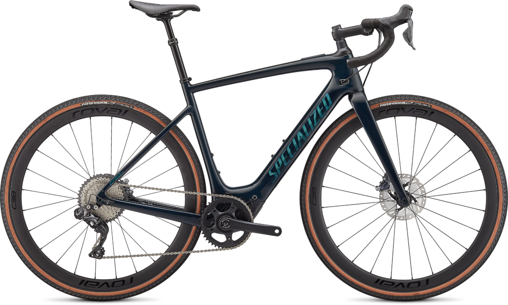 Specialized Turbo Creo SL Expert EVO Forest Green/ Chameleon  M