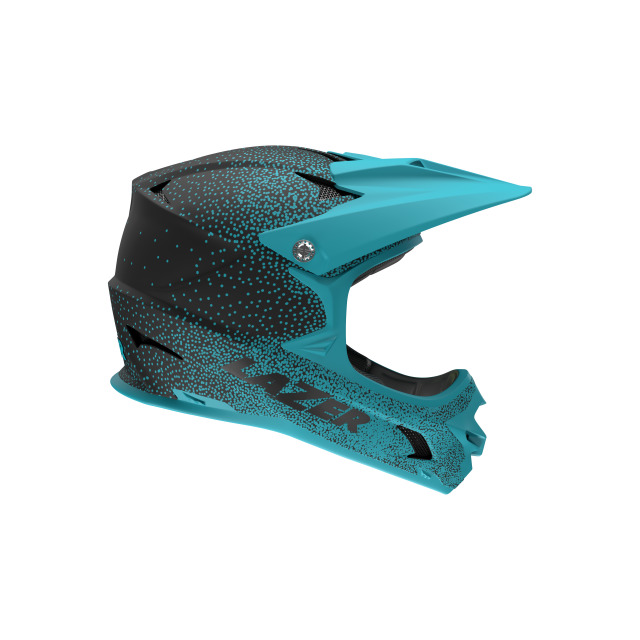LAZER Unisex Extreme Phoenix+ ASTM Helm faded dots